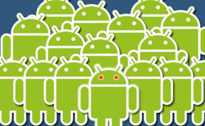 Google Android Army