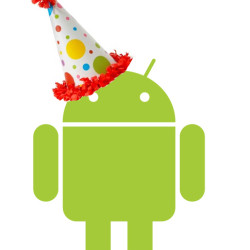 Android Birthday