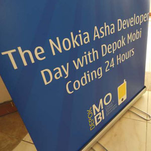 Nokia Asha Developer Day with DepokMobi