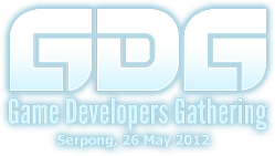Logo Game Developer Gathering
