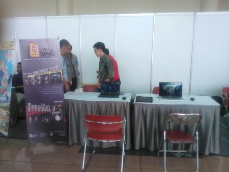Stand Digital Happiness di GeekFest