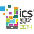 Logo Indonesia Cellular Show 2014