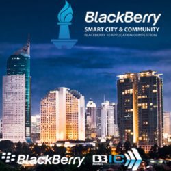 blackberry smart city apps