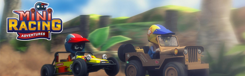 Mini Racing Adventure Header