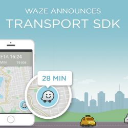 Waze Transport SDK logo