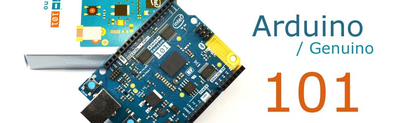 Intel Genuino 101