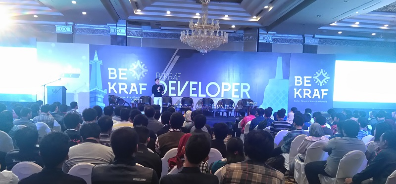Bekraf Developer Day 1
