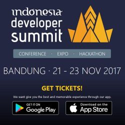 Indonesia Developer Summit Logo